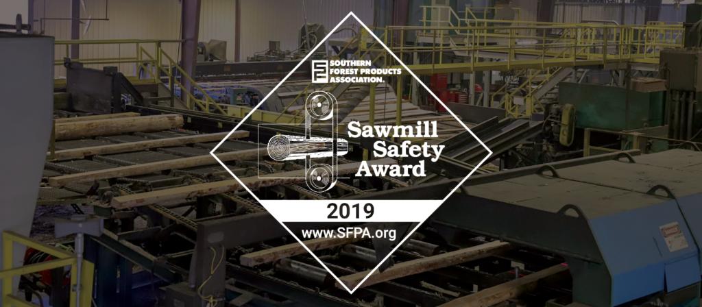 Sawmill Safety Awards 2019